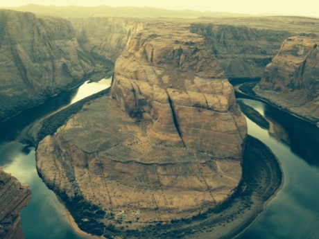 Horseshoe Bend, Arizonia